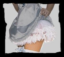 Sarah's petticoat