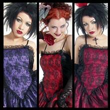 Gothic prom dresses 8