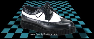 CREEPER-608 - Wing Tip Creepers