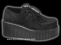 Faux Fur Creepers