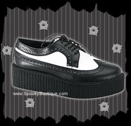 CREEPER-408 - Wingtip Creepers