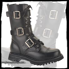 12-Hole Boots